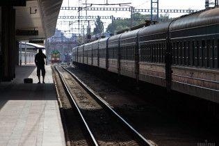На київському вокзалі озброєні нападники вкрали пістолети і документи в урядових кур'єрів