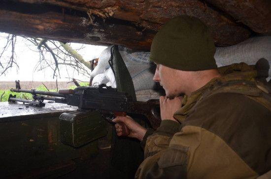 Бойовики 18 разів гатили по позиціях української армії. Хроніка АТО