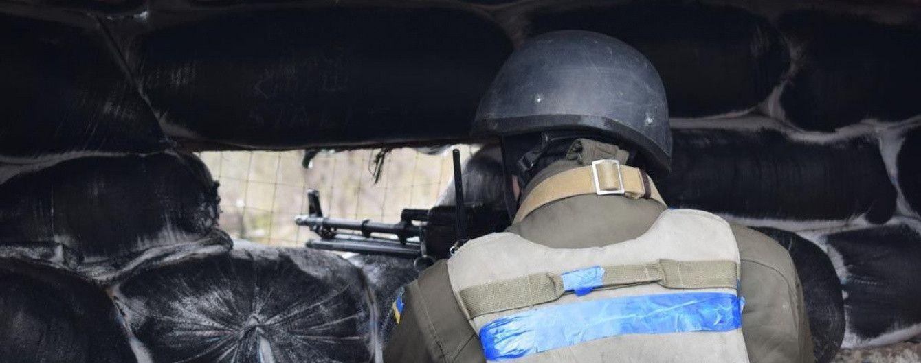 На Донбассе погиб украинский военный. Сутки в зоне АТО