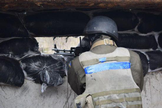 На Донбасі загинув український військовий. Доба у зоні АТО