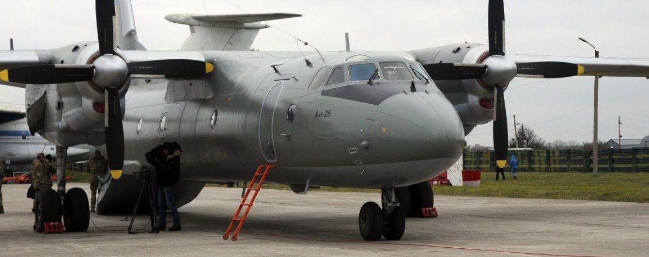 На Ан-26, який розбився в Сирії, не було цивільних осіб - Міноборони РФ