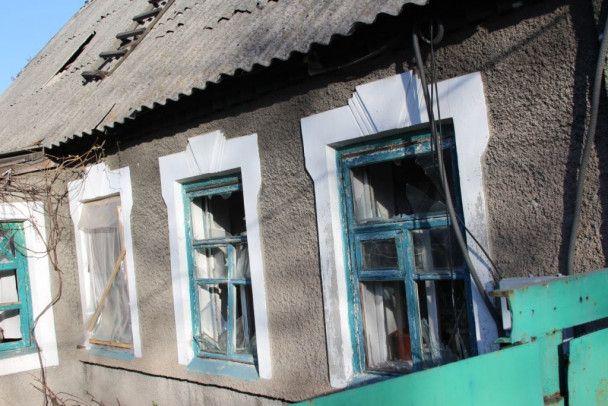 """""""Все окна полетели"""": в Сети показали последствия беспощадного обстрела боевиками Авдеевки"""