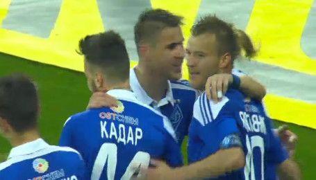 Чорноморець - Динамо - 0:3. Відео голу Віди