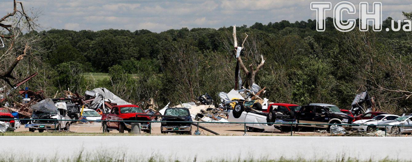 Смертельні торнадо атакували п'ять штатів США, є загиблі