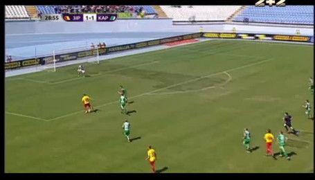 Звезда - Карпаты - 3:2. анализ матча