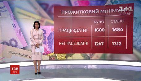 В Украине повысился прожиточный минимум
