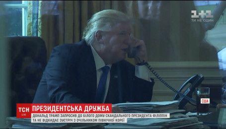 Трамп не виключає зустріч з головою КНДР
