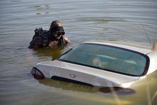На Запоріжжі на дні озера знайшли зниклих тиждень тому мешканців Донеччини