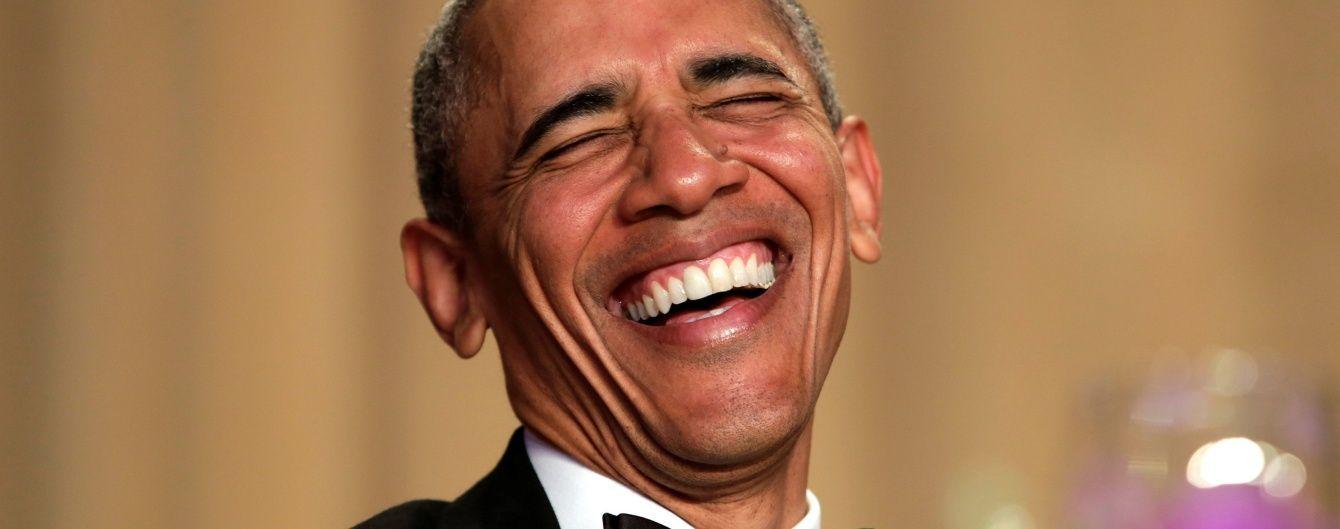 """Обама потролив Трампа через конкурс """"Міс Всесвіт"""""""