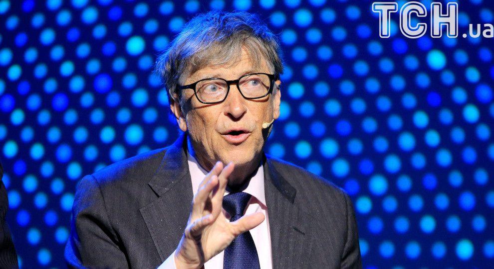Гейтс хочет платить больше налогов
