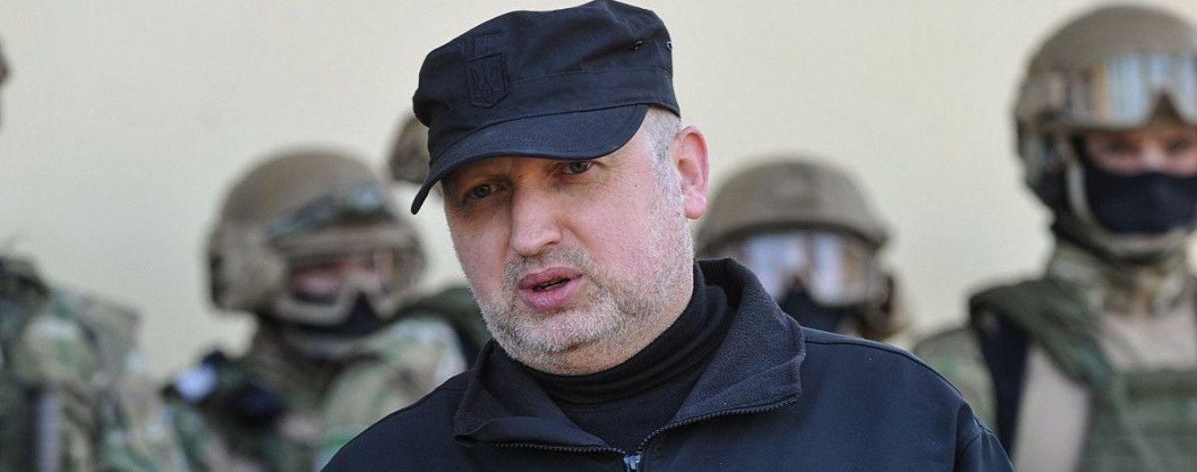 Вступ України в НАТО для РФ - як електричний стілець для маніяка - Турчинов
