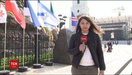 В Киев уже съехались все участники Евровидения