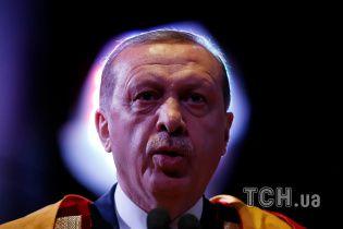 Турция собирается нанести удар по Ираку - Эрдоган