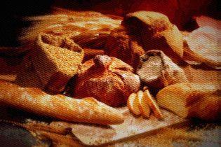 Какой хлеб есть?