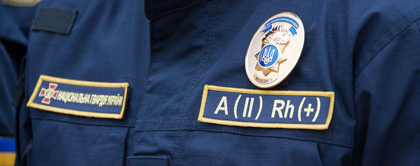 В Одесскую область переброшено подразделение Нацгвардии и усилена полиция