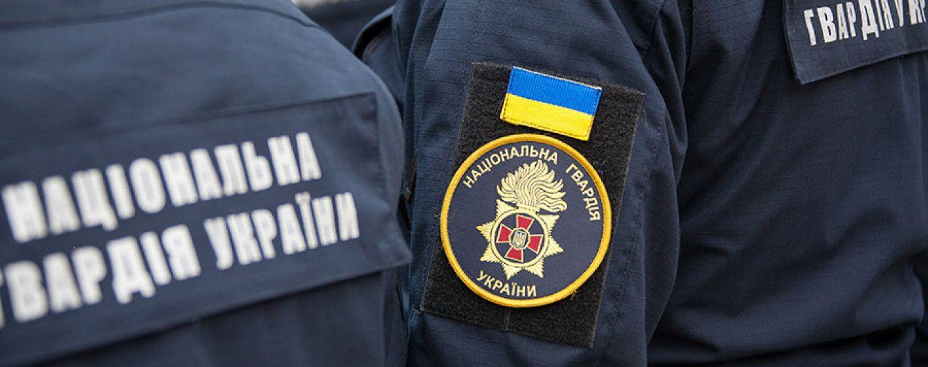 В Киеве в правительственном квартале значительно усилили меры безопасности