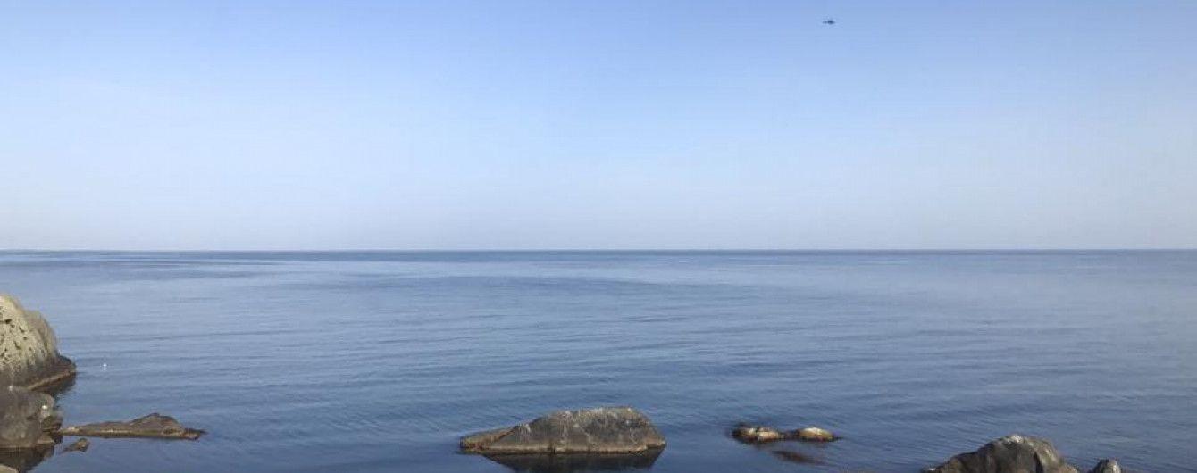 У берегов оккупированного Крыма столкнулись яхта и катер, есть погибшие