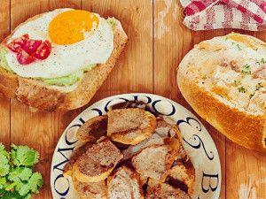 5 завтраков, которые можно приготовить за 15 минут