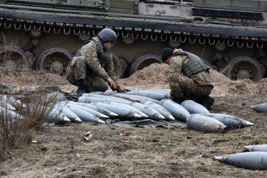 """Українські військові відбили наступ бойовиків у """"сірій зоні"""" біля Кам'янки"""