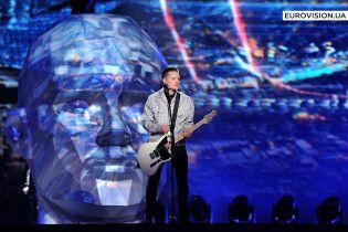 """""""Євробачення-2017"""": з'явилося перше відео з репетиції O.Torvald із головою на сцені"""
