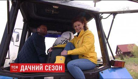 Журналисты ТСН побывали в гостях на дачах известных украинцев