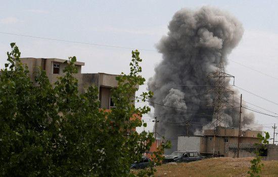 Французька журналістка померла від поранень після потужного вибуху у Мосулі