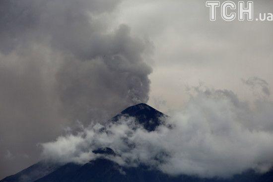 Вже понад 100 осіб стали жертвами вулкану Фуего вГватемалі