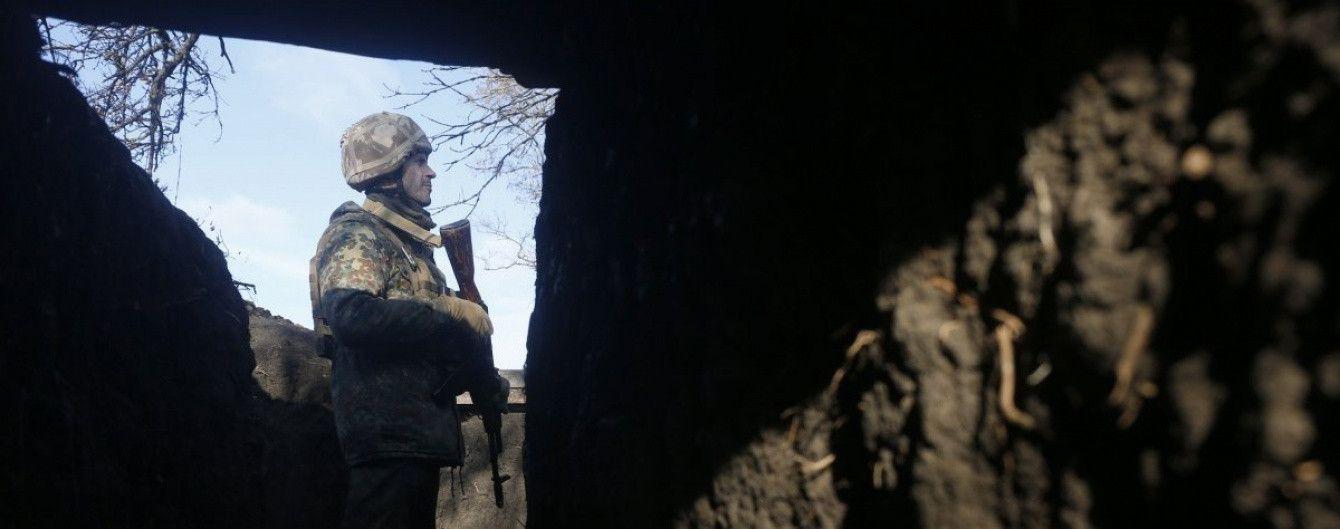 В День победы над нацизмом в АТО погиб украинский военный