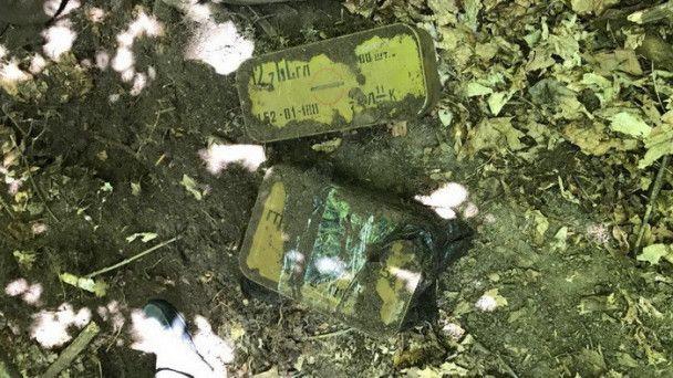 В Голосеевском районе столицы сотрудники СБУ нашли хранилище с гранатометами
