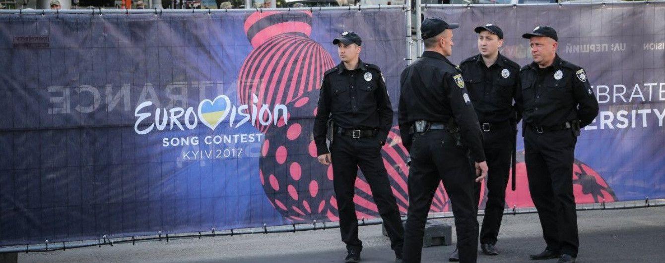 """Правоохранители готовятся к возможным провокациям во время """"Евровидения"""" и 9 Мая"""