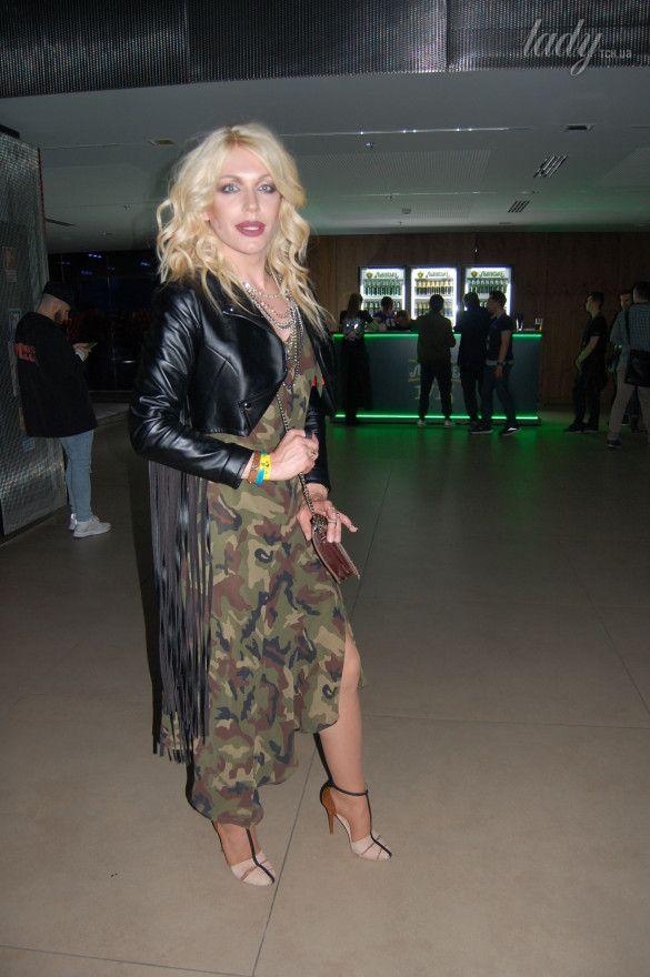 Дива Монро на вечеринке в EuroClub_3