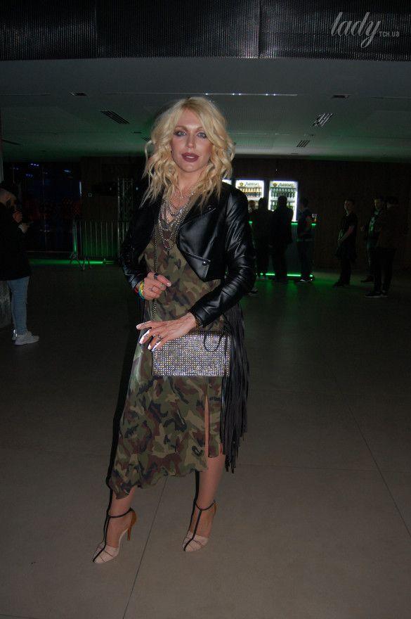 Дива Монро на вечеринке в EuroClub_1