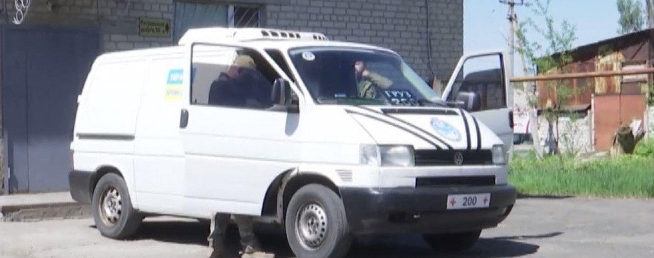 Боевики использовали тела убитых украинских разведчиков для пропаганды