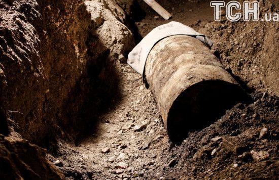 У Польщі в місті, яке евакуювали через авіабомбу часів Другої світової війни, знайшли ще один снаряд