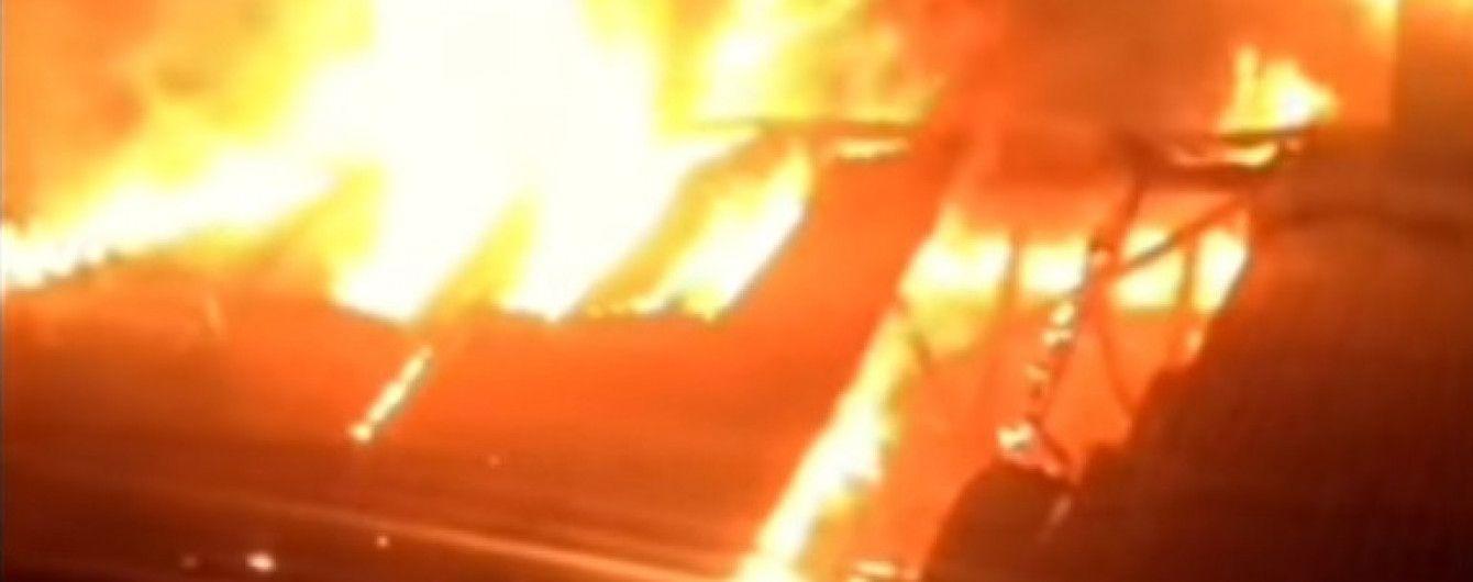 Пожар в Лукьяновском СИЗО потушили