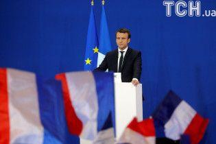 Макрон пообіцяв бути голосом надії для всієї Європи