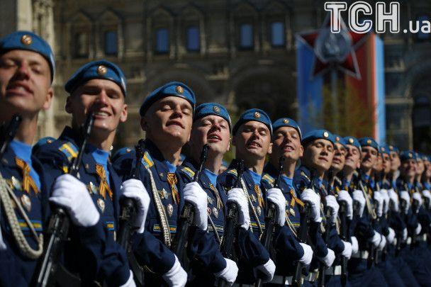 Бахвальство истребителями и маршированием: генеральная репетиция парада в Москве к 9 мая в фото