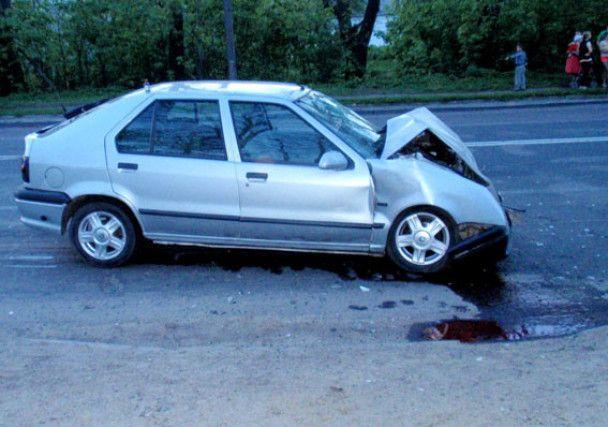 Кровавое ДТП: в Ровно в результате аварии есть пострадавшие и погибший