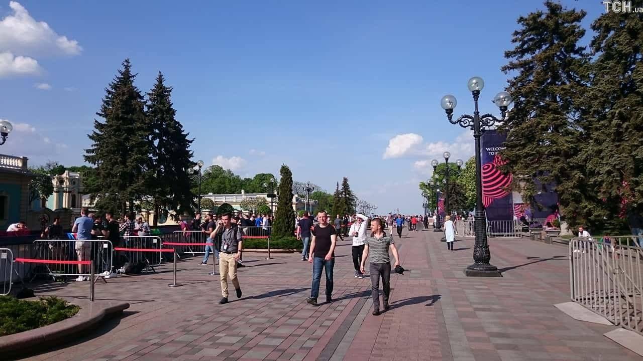 """Червона доріжка """"Євробачення-2017""""_4"""