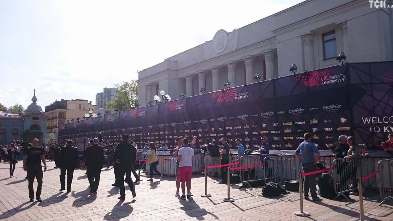 """Червона доріжка """"Євробачення-2017""""_6"""