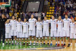 Збірна України з баскетболу дізналася суперників у кваліфікації до ЧС-2019