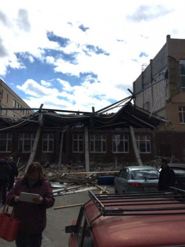 В России рухнула недостроенная школа: под обломками найдено тело мужчины – СМИ
