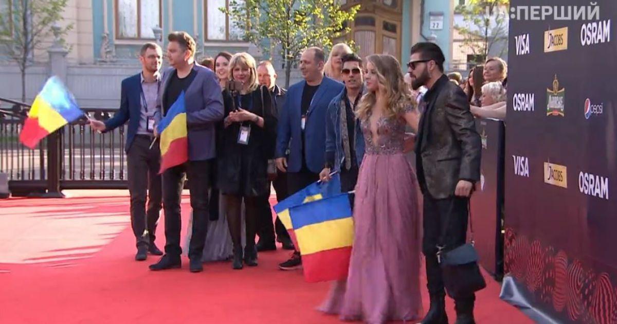 Представители Румынии @ YouTube
