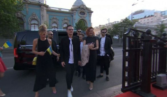 """O.Torvald червона доріжка """"Євробачення-2017""""_1"""