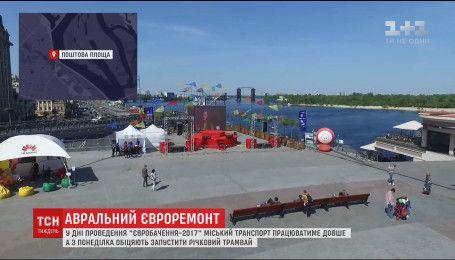 Україна може окупити 30 мільйонів доларів, витрачених на підготовку Києва до Євробачення
