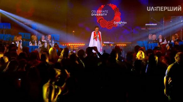 Джамала на відкритті Євробачення-2017_1