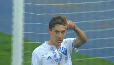 Динамо - Александрия - 3:0. Видео гола Гармаша
