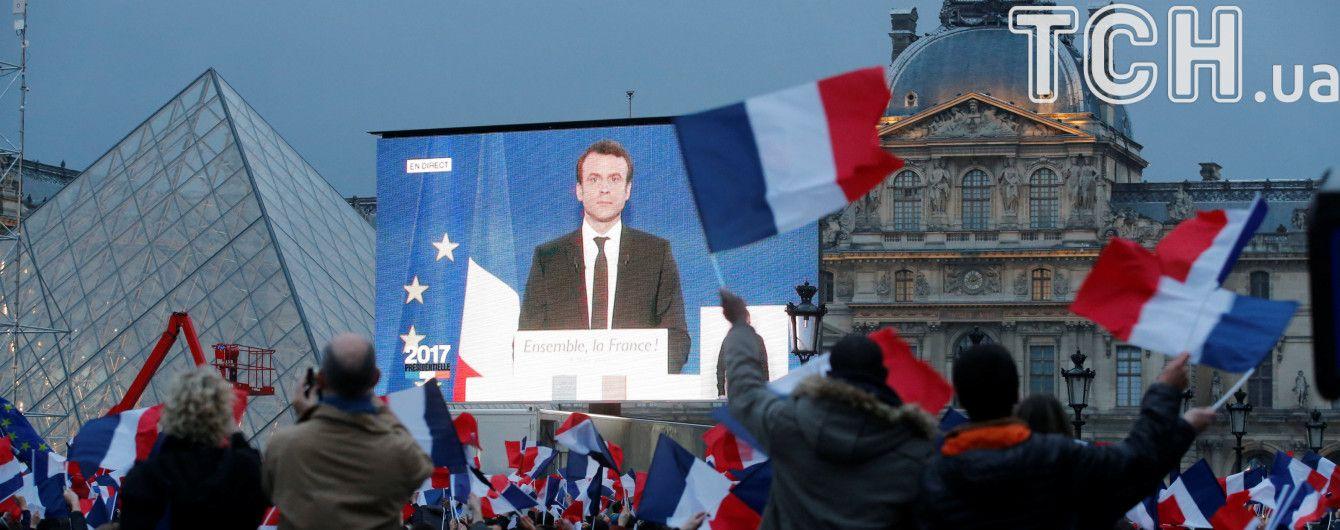 Во Франции объяснили протесты против Макрона кризисом демократии в Европе
