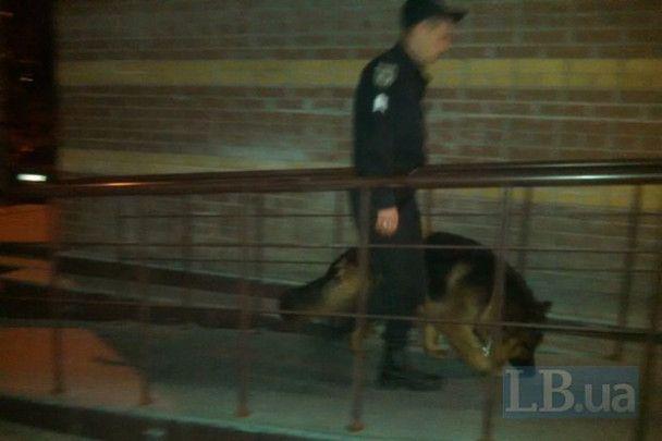 В Киеве прогремел взрыв в жилом доме