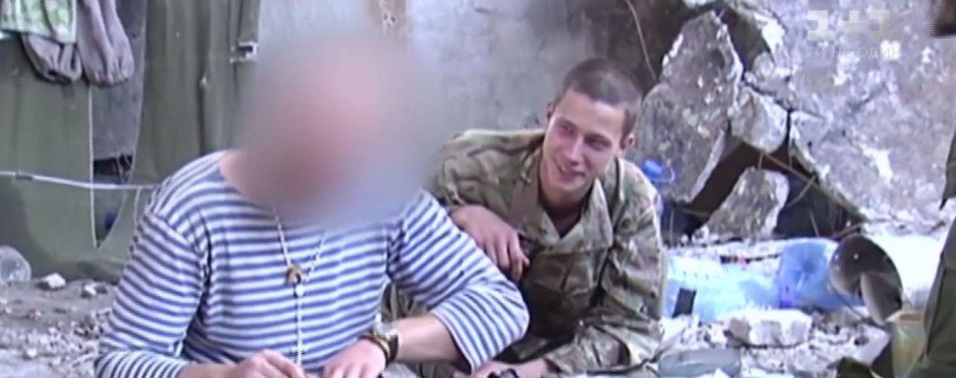 В Днепре на коленях прощались с тремя бойцами, которые погибли во время спасения товарища